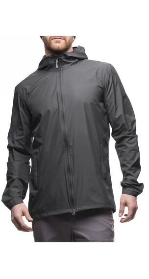 Houdini M's Hurricane Jacket Rock Black